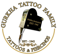 Gurkha Tattoo & Piercing Family Business Est.1942