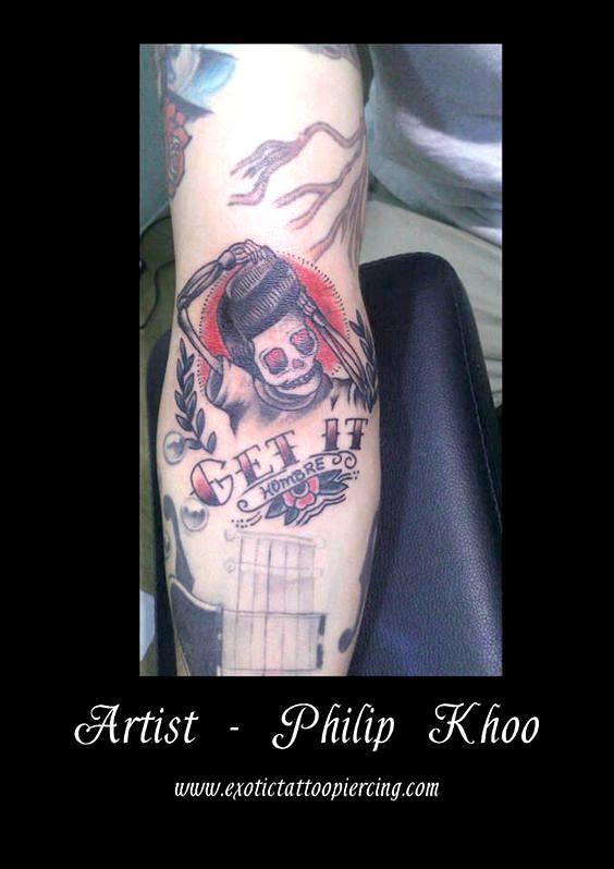 Philip Gurkha Tattoo Family Indra Bahadur8 (6)