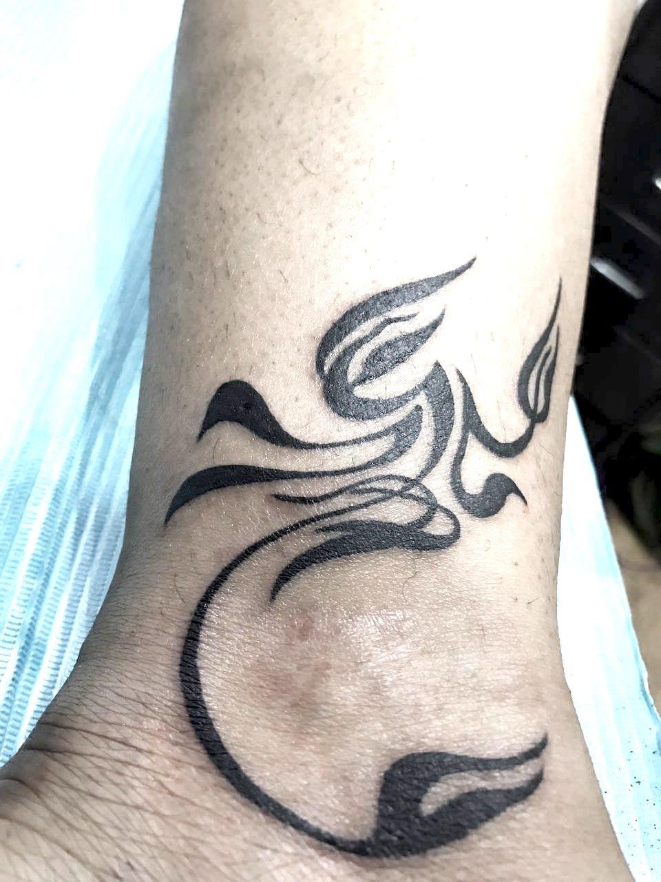 Yus Gurkha Tattoo Family Indra Bahadur4 (6)