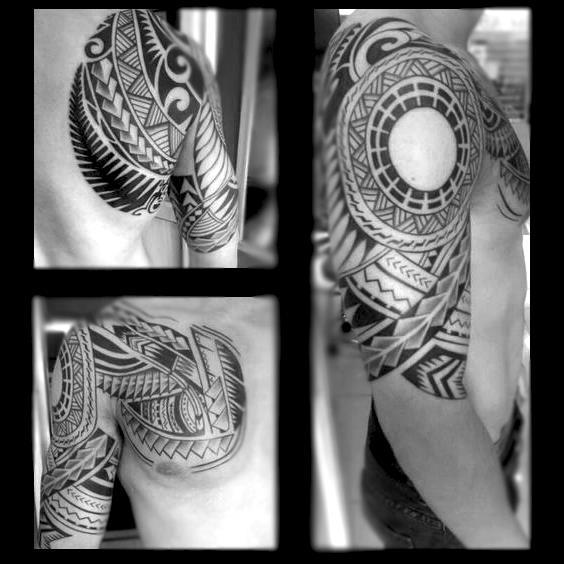 Yus Gurkha Tattoo Family Indra Bahadur6 (1)