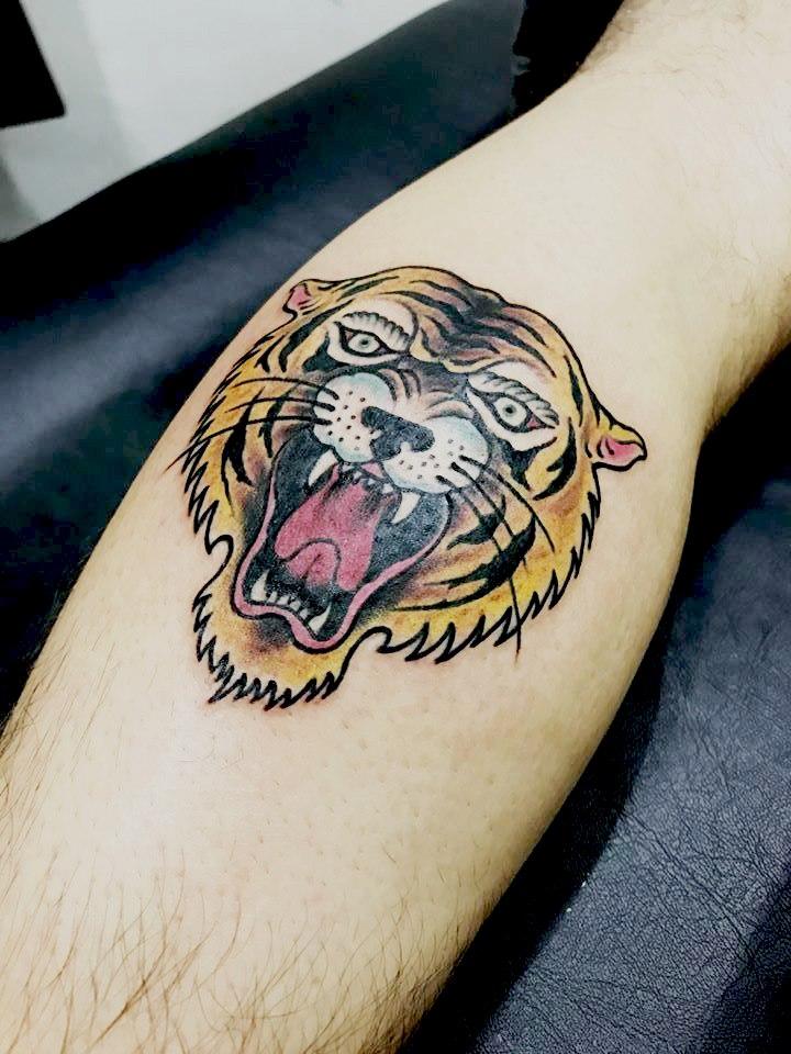 Yus Gurkha Tattoo Family Indra Bahadur7