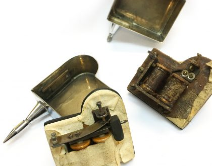 Vintage Tattoo Machines